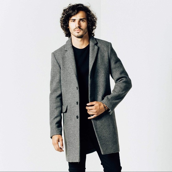 8be7ab5af83e DSTLD Denim Jackets & Coats | Dstld Mens Wool Jacket | Poshmark